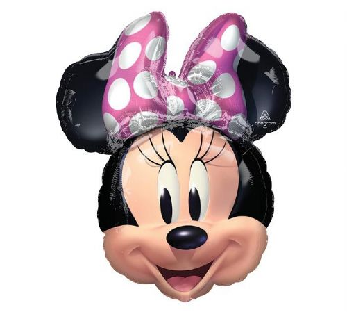 MINNIE MOUSE FOREVER SHAPE